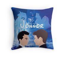 Disney Jonnor Fanart Throw Pillow