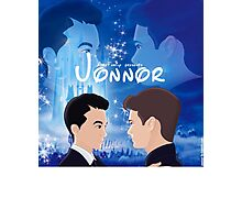 Disney Jonnor Fanart Photographic Print