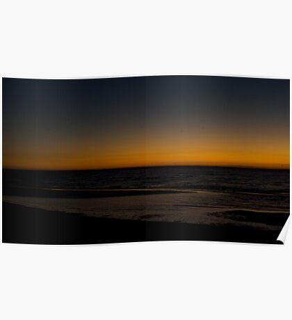 Sunset serenity Poster
