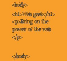 Power of the web! by Dan Treasure
