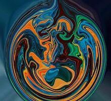 Colordrop by Sabine Jacobsen [SJArt]