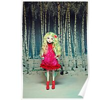 """The Doll """"FLORA"""" Poster"""