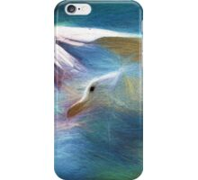 Impressionist Gull 2 iPhone Case/Skin