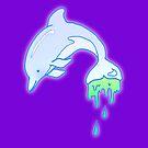 Slimy Dolphin  by brettisagirl