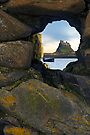 Lindisfarne Castle - Holy Island, Northumberland by David Lewins