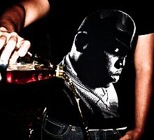 Pour One Out For Biggie by vforvaziri
