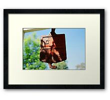 Weights and Measures Framed Print