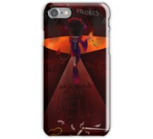 Send Me To Hell iPhone Case/Skin