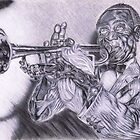 Call me Satchmo or Pops!!! by Steven Torrisi
