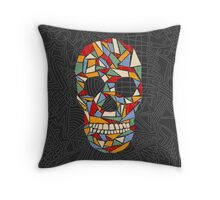 Shattered Day Dreams Throw Pillow