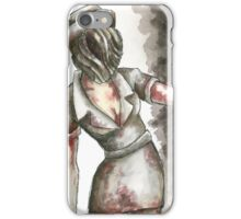 Silent Hill Nurse iPhone Case/Skin