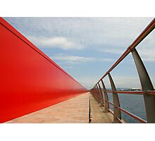 Vanishing point Photographic Print