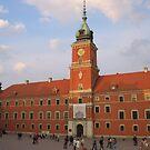 Warsaw Royal Castle by Elena Skvortsova