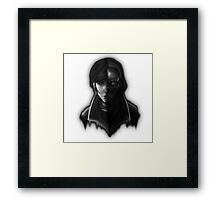 Emily And Corvo Framed Print