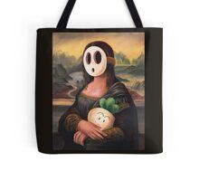 Mona Shyguy Tote Bag