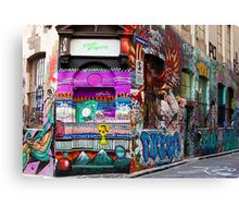 Rutledge Lane Canvas Print