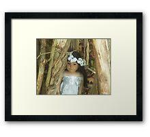 Forest Queen #2 Framed Print