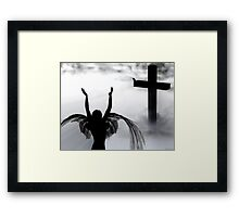 His Glory Reigns Forever Framed Print