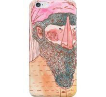 Blueberry Beard iPhone Case/Skin
