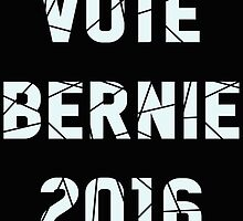 Vote Bernie Sanders 2016 by ozdilh