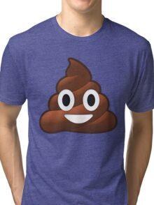 Poop Tri-blend T-Shirt