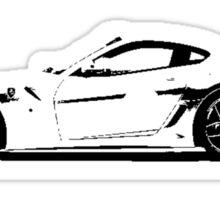 Ferrari Novitec Rosso 599 GTO 2011 Sticker