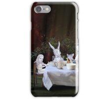 Alice in Wonderland/The Tea Party iPhone Case/Skin