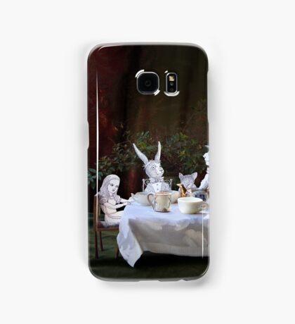 Alice in Wonderland/The Tea Party Samsung Galaxy Case/Skin