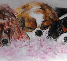 Sam, Isobel and Lucy by Jonesy7
