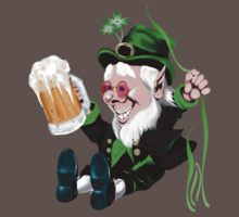 My Leprechaun by Lotacats