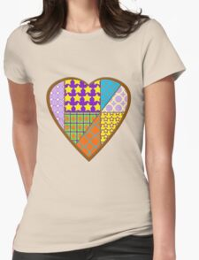 Turn on your Heartlight - Quasi-Quilt T-Shirt