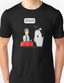 vision of penguin T-Shirt