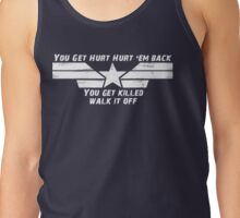 Walk it Off Tank Top