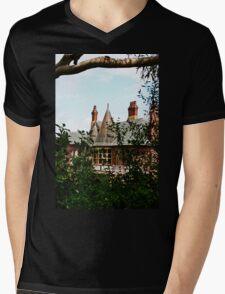 Camelot Mens V-Neck T-Shirt