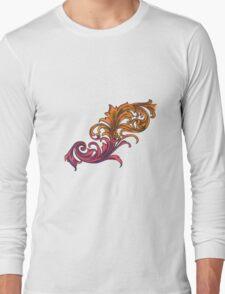 Filigree Long Sleeve T-Shirt