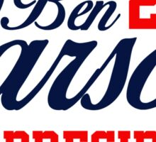 Ben Carson for President 2016  Sticker