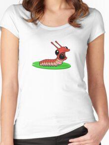 Screamapillar Women's Fitted Scoop T-Shirt