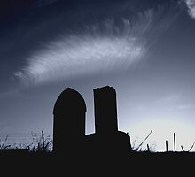 Carlton Graveyard by CezB