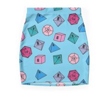 Roll of The Dice Mini Skirt