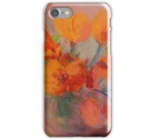 Untitled, floral Janai Ami, Pastel iPhone Case/Skin