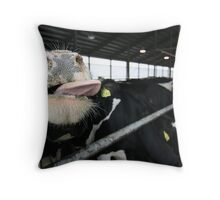 Ever have one of those days? Throw Pillow