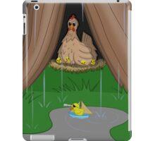Poultry Piracy iPad Case/Skin