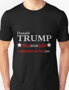 Donald Trump 2016 Election Unisex T-Shirt
