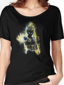 Epic Prince of Fighters Portrait Women's Relaxed Fit T-Shirt