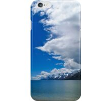 Clouds over the Lake iPhone Case/Skin