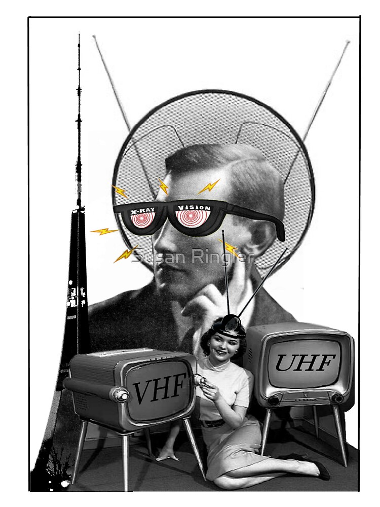 TV Nation by Susan Ringler