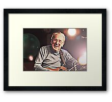 Les Paul Framed Print