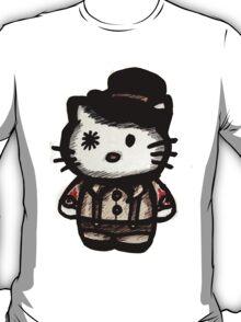 A Clockwork Kitty T-Shirt