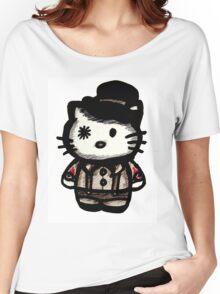 A Clockwork Kitty Women's Relaxed Fit T-Shirt