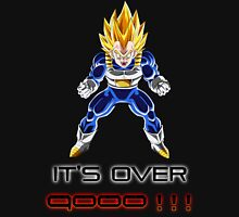 Vegeta IT'S OVER 9000 Unisex T-Shirt